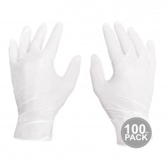 Disposable Vinyl Gloves –...