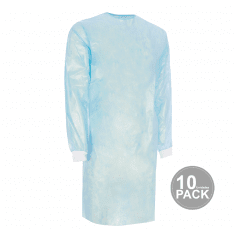 Single Use Isolation Gowns...